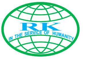 r.k. international logo